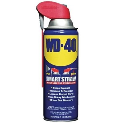 wd 40 12 ounce aerosol with smart straw. Black Bedroom Furniture Sets. Home Design Ideas