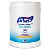 Purell Sanitizing Wipe 270 Count Canister