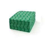 Green General Purpose Microfiber Cloth